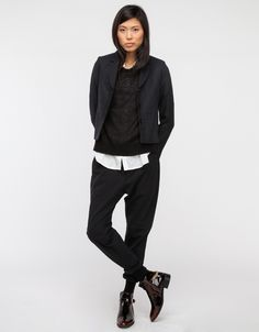 Need Supply: Work Blazer With Elbow Patches
