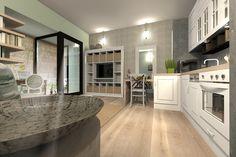 Malý byt pre romantikov | Living styles