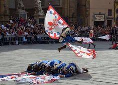 About the Bandierai degli Uffizi in #Florence #Italy