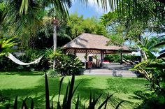 Villa Dewi Sri for $700 peak season. Sleeps ten. This one looks nice, but it's kind of getting away from the charm of the location since guests get exclusive privileges to the nearby golf courses/country club.