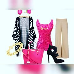 """Check out my #friday outfit of the day  The #power of #pink  Www.lolasdreamhouse.weebly.com (Live link is in my bio)  #fridayoutfit #fridays…"""