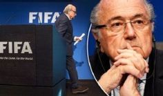 Sepp Blatter Blames United States for His Eight-Year FIFA Ban