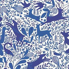 print & pattern: XMAS WRAP - paper & cloth studio