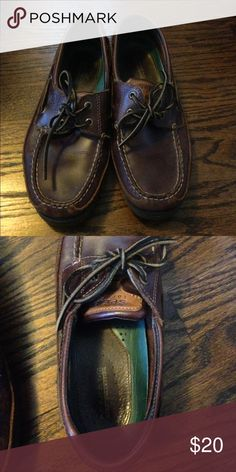 Men's Sperry Topsider shoes These are in EUC. Look barely worn! Sperry Top-Sider Shoes Loafers & Slip-Ons