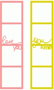 Silhouette Online Store: photo booth frames