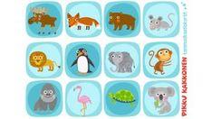 Pikku Kakkosen kommunikaatiokortit | Pikku Kakkonen | Lapset | yle.fi Diy And Crafts, Kindergarten, Comics, Kids, Young Children, Boys, Kindergartens, Children, Cartoons