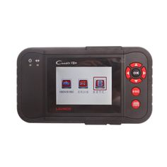 Launch X431 Creader VII+ Comprehensive Diagnostic Instrument  Highlights:  1. Supported Languages: English, French, Spanish, German, Italian, Russian, Chinese 2. Creader VII+ Can Replace CRP123 Definitely in Functions 3. Support Online Upgrade