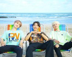 Kpop Logos, Hip Hop, Red Roses, Entertainment, Blouse, Tops, Fashion, 3 Boys, Korea
