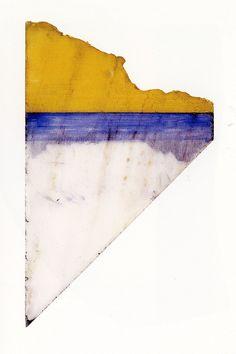 Brice Marden, Marble 1983-84