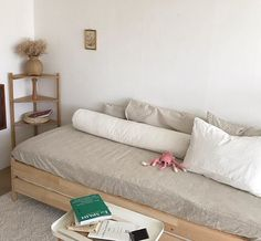 Daybed in corner of big bedroom House Design, Room, Big Bedrooms, Interior, Home, House Interior, Bedroom Inspirations, Bedroom Decor, Bedroom
