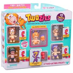 Amazon.com: Twozies S1 Party Pack: Toys & Games