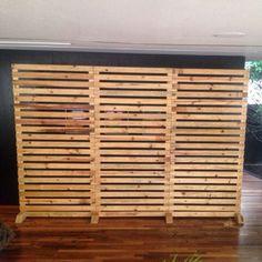 birch tree back drop Pallet Backdrop, Diy Backdrop, Backdrop Stand, Backdrops, Bedroom Closet Design, Closet Designs, Backyard Projects, Pallet Projects, Diy Custom Closet