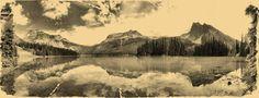 Old Emerald Lake Pano by *Joe-Lynn-Design Emerald Lake, User Profile, Rocky Mountains, Worlds Largest, My Photos, Deviantart, Artist, Photo Blog, Photography