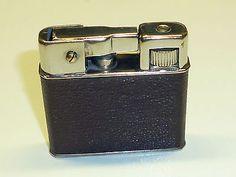 WELTZÜNDER (KREMER & BAYER) SEMI-AUTOMATIC POCKET LIGHTER - 1939 -GERMAN Sammeln & Seltenes:Tabak, Feuerzeuge & Pfeifen:Feuerzeuge:Alt (vor 1970)