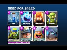 The Fastest Deck In Clash Royale!