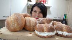 BOLLOS SUIZOS / DELICIOSOS/ Silvana Cocina ❤ Pan Dulce, Crepes, Yummy Treats, Bread, Youtube, Food, Buns, Afternoon Snacks, Breakfast