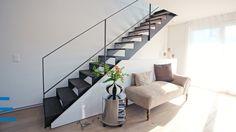 Wangentreppen - GYGER Metall- und Treppenbau