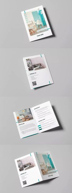Yoga Tri Fold Brochure Template Psd A4 And Us Letter Size Print