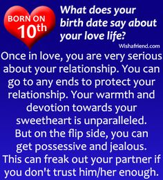 what your birthdate says about you Do you want to join facebook sign up sign up.