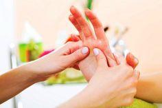 How To Self Massage Using Shiatsu Technique