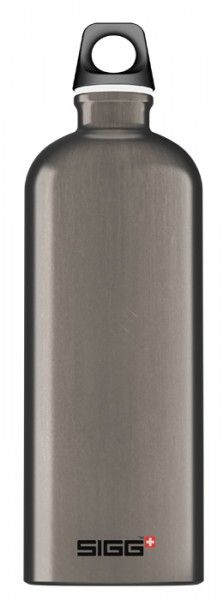 SIGG Bottles - 1.0L Smoked Pearl Classic Traveller