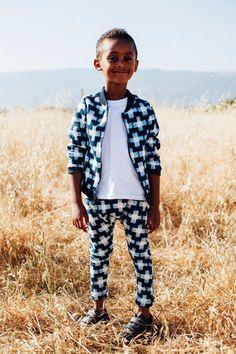 Jay Ikat Harems - Beru Kids - 1