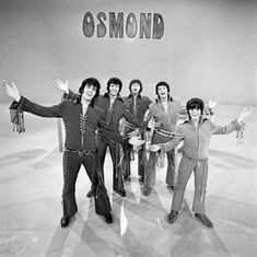 Donny Osmond, Marie Osmond, 20th Century Music, Osmond Family, The Osmonds, Back In My Day, Photo Archive, Still Image, Puppy Love