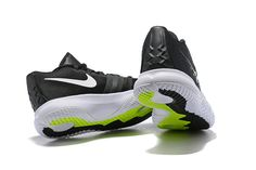 81261583134e88 AA7071-001 Nike Kyrie Flytrap Black White-Volt Men s Size
