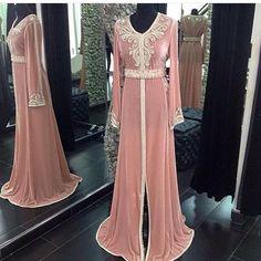 Caftan Marocain Boutique 2016 Vente Caftan au Maroc France: Caftan Rose 2016 : Tendances du Saison Printemps 2016
