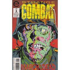 STRANGE COMBAT TALES #1   1993   VOLUME 1   MARVEL   Eclipse   Comics