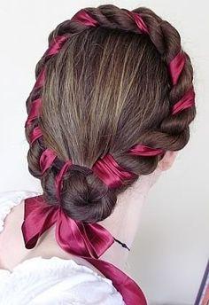 renaissance hairstyles6