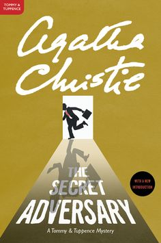 The Secret Adversary introduces Agatha Christie's characters of Tommy and Tuppence (****-)