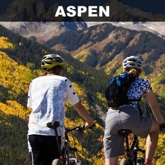 Some nice mountain-bike rides, a bike-friendly community and the epic Independence Pass road ride make Aspen a compelling choice for the 2013 Colorado Bike Town of the Year.Image courtesy of Aspen Skiing Co - aspensnowmass.com