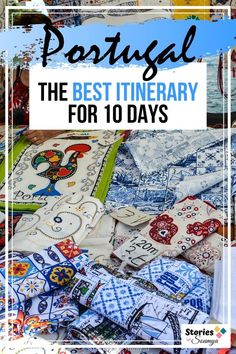 Planning a trip to Portugal? We have the most epic 10 day Portugal itinerary for you. See the bigger cities charming small towns eat well spot Azulejos tour nature and do much more. Come spend 10 days in Portugal with us. hotel restaurant travel tips Portugal Destinations, Portugal Travel, Travel Destinations, Europe Travel Guide, Travel Guides, Budget Travel, Travel Usa, Travel Trip, Travel Hacks