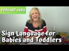 Just because baby isn't talking yet doesn't mean you can't communicate. Learn how to teach baby sign language using everyday baby signs. Sign Language Chart, Baby Sign Language, Speech And Language, Kids Sleep, Child Sleep, Baby Sleep, Sign Language For Baby Toddlers, Parenting Advice, Kids And Parenting