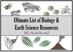 Classical Conversations Cycle 1 Science: Free CC Cycle 1 Science resources, ideas, activities, hands-on learning for biology, geology, and earth science.