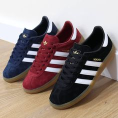 Casual style: ADIDAS MUNCHEN http://staypulp.blogspot.com/2017/02/casual-style-adidas-munchen.html