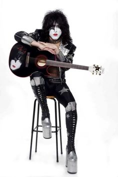 Paul Stanley. Please like http://www.facebook.com/RagDollMagazine and follow Rag Doll on pinterest and @RagDollMagBlog @priscillacita Instagram rag_doll_magazine https://www.bloglovin.com/blogs/rag-doll-13744543 subscribe to https://www.youtube.com/channel/UC-CB-g60FwQ4U1sJ3ur-Bug/feed?