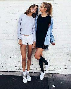 Dê uma olhada nesses looks super Tumblrs!!! Tente achar peças de roupas semelhantes, não precisa ser igual!!!