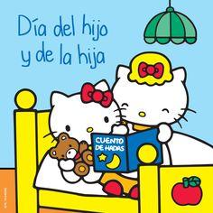 Hello Kitty es un personaje que traspasa generaciones. Hoy en día algunas de las #HelloKittyLovers ya son mamás, y para ellas llegó la fecha para que les digan a sus hijos qué tan preciosos son y cómo llenan sus vidas de alegría. =^.^= En este día de los hijos, enséñales a los tuyos los valores de amistad y de ternura que has aprendido con Hello Kitty enviándoles un mensajito #kawaii.  ¡Feliz Día del Hijo y de La Hija!