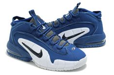 best service 2bfe6 2ff78 Nike Air Max Penny 1 Sole Collector Las Vegas Hyper Blue
