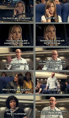 There is no phalange?!?! What who ever heard of a plane not having a phalange?!? Lol