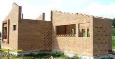 Resultado de imagen para casas com tijolos ecológicos