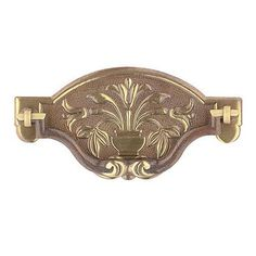 #Antique #Brass Drawer Pull # 99789 Shop --> http://www.rensup.com/Cabinet-Pulls/Cabinet-Pulls-Antique-Brass-Solid-Brass-Cabinet-Pull/pd/99789.htm