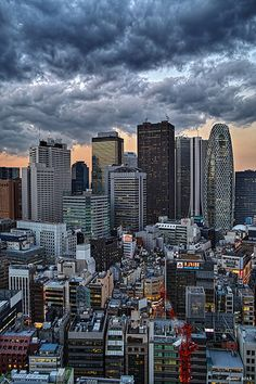 Shinjuku, Tokyo, Japan.  My first overseas experience back in 2009.  I went to school here for a month, learning Japanese and interacting with fellow exchange students from all over the U.S. and Canada.
