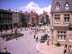 Darlington Pedestrian Heart by susyranner, via Flickr