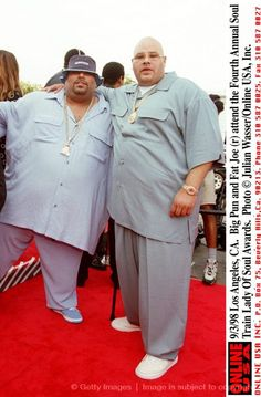 Big pun and Fat Joe