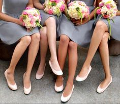 A great gift for your Bridesmaid - Tieks!