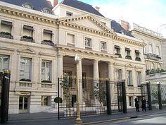 Palacio Duhau -BUENOS AIRES