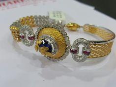 18 ct gold bracelet